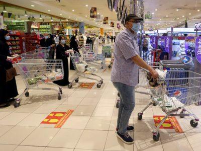 10 violation Shopping malls