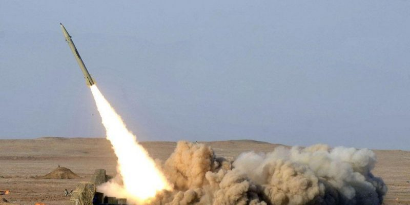 Ballistic Missile fired by Houthi Militia intercepted and destroyed