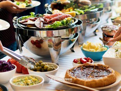 Buffet Service in Restaurants