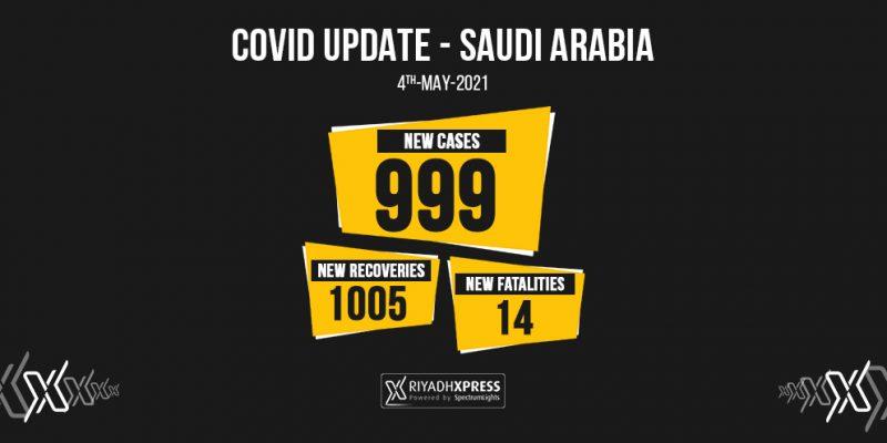 999 coronavirus cases
