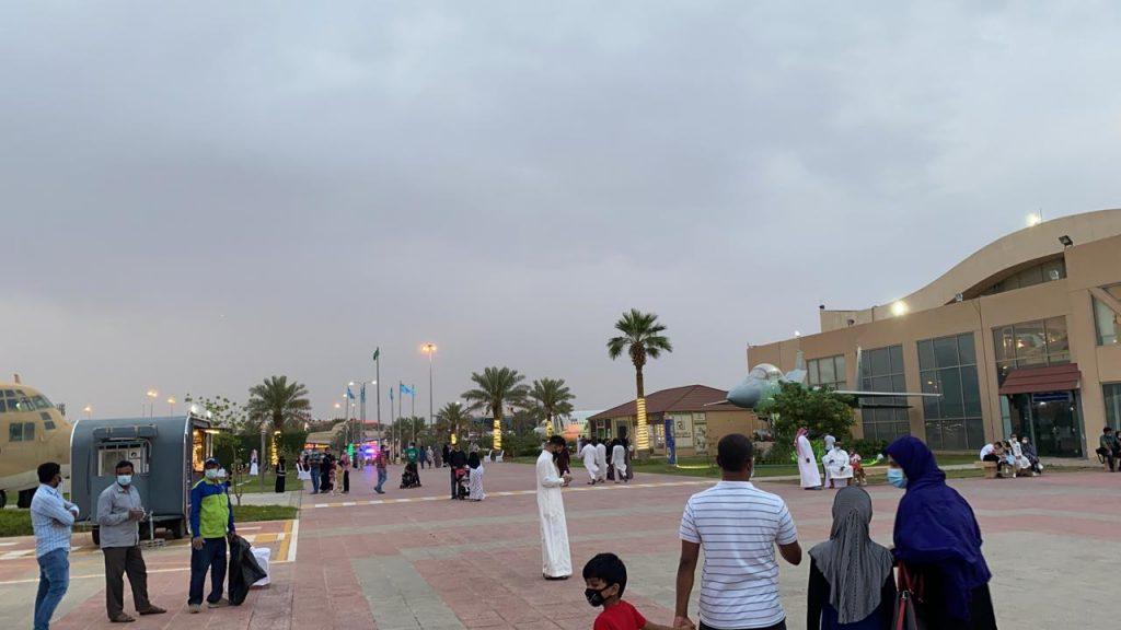 Eid ul Fitr Event at Royal Saudi Air Force Museum in Riyadh