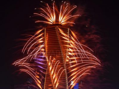 Fireworks Riyadh Season 2